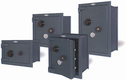 tipos de cajas fuertes - Cajas fuertes camufladas